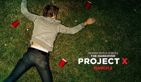 'Project X', supersalidos resacosos