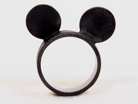 Anillo Mickey Mouse