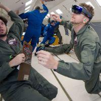 Microsoft y la NASA se llevan a HoloLens al espacio: Project Sidekick