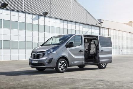 Opel Vivaro Tourer 2018 2