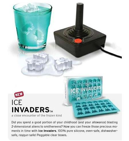 Ice Invaders: Hielos de Space Invaders