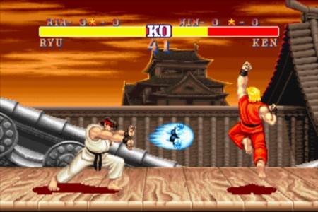 Jugando a Street Fighter 2 y Maniac Mansion... dentro de un tuit