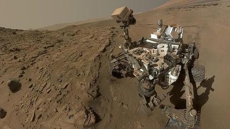 Así se ve Marte en 360º tras una tormenta de polvo