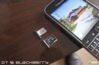 Aparecen nuevas imágenes que revelan desde todos los ángulos la BlackBerry Classic