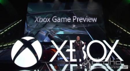E3 2015: Con Xbox Game Preview podrás probar los videojuegos antes de que estén terminados