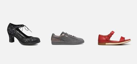 Oferta flash en Sarenza: hasta el 6 de mayo tenemos descuentos de hasta el 60% en calzado de las marcas Puma, Geox y Pikolinos