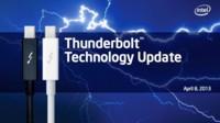 Thunderbolt se refuerza aumentando su ancho de banda a 20 Gb por segundo