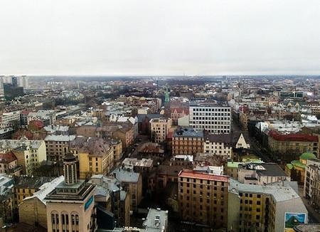 Banca sueca prepara colapso de Letonia