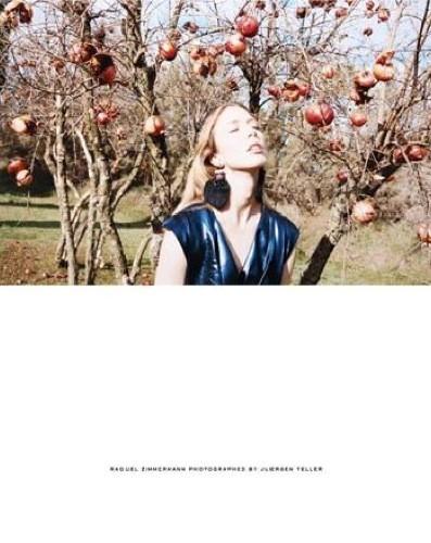 Foto de Más imágenes de la campaña de Marc Jacobs Primavera-Verano 2009 con Raquel Zimmerman (1/20)