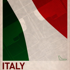 Foto 6 de 7 de la galería posters-minimalistas-de-la-formula-1 en Decoesfera