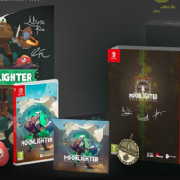 El exquisito roguelike Moonlighter llegará el 5 de noviembre a Switch y anuncia su Signature Edition