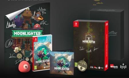 El exquisito roguelike Moonlighter llegará el 5 de noviembre a Switch y anuncia su Signature Edition