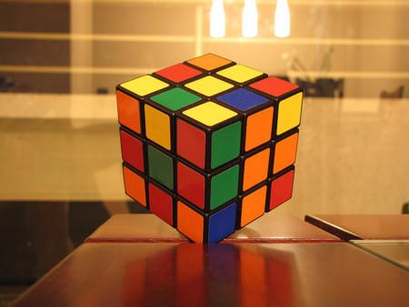 Cubo Rubik Esquina