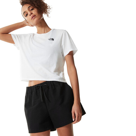 Camiseta De Mujer Foundation The North Face