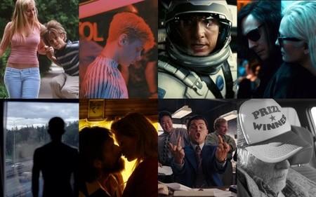 Las diez mejores películas de 2014