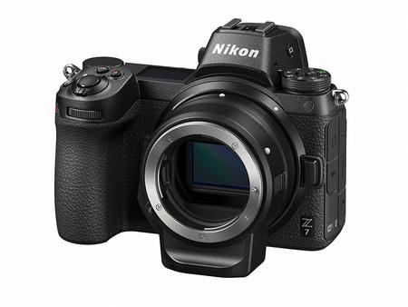 Nikon Z7 Ftz