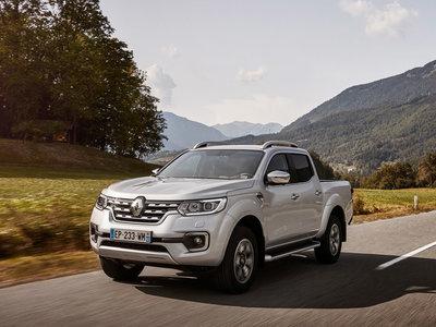 La pick-up Renault ALASKAN llega a Europa este mes