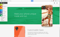 Google podría estar preparando su servicio de personalización de carcasas