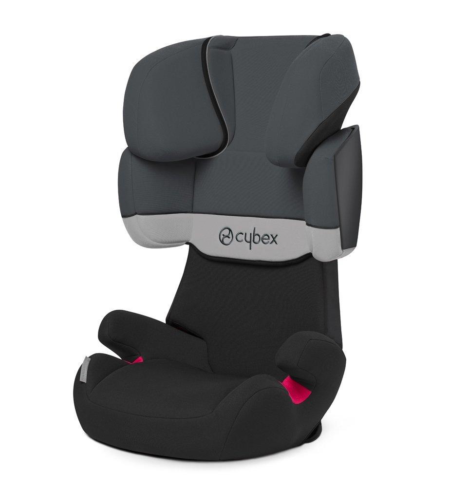 Cybex solution x silla de coche grupo 2 3 15 36 kg 3 for Silla coche nino 8 anos
