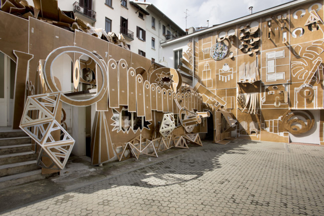 Pop Up Building Milan Marselleria 3