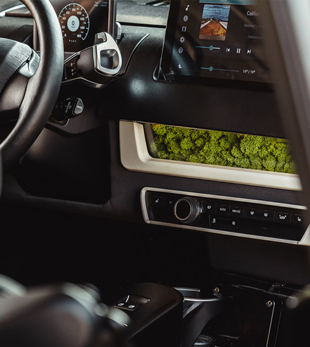 Sonomotors Sion Electric Car Solarcar Interior Csimon Veith Nachhaltige Fotografie