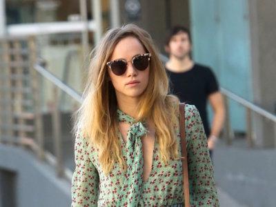 Si quieres conseguir el look primaveral perfecto no te pierdas las clases de estilo de Suki Waterhouse