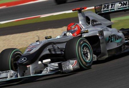 Bernie Ecclestone dixit: El monoplaza tiene la culpa de los malos resultados de Michael Schumacher