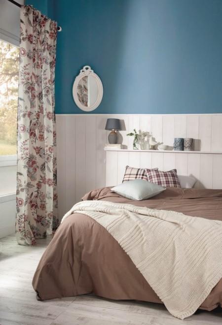 Estrena dormitorio cambiando los textiles