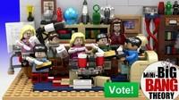 La propuesta de The Big Bang Theory consigue más de 10.000 votos en Lego Ideas y se podrá adquirir en tiendas