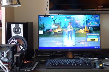 NVIDIA Reflex y ASUS ROG Swift PG259QNR, análisis: los 360 Hz y la mínima latencia son lo mejor que le ha pasado al juego competitivo