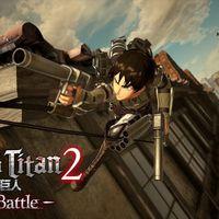 La tercera temporada de Ataque a los Titanes llegará en forma de expansión con Attack on Titan 2: Final Battle