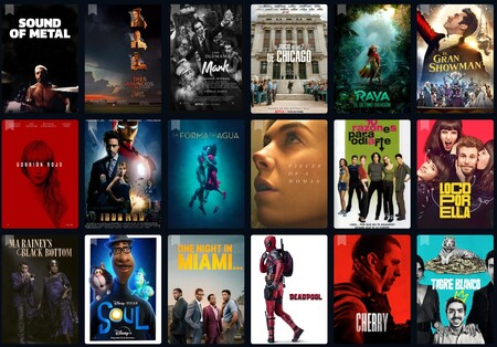 Cómo saber todas las películas y series 4K que hay en Netflix, Amazon Prime Video y Disney+ sin entrar en sus apps