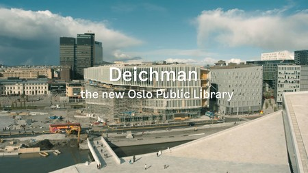 future Deichman library