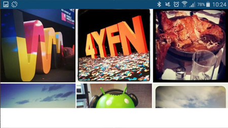 Instagram En Horizontal