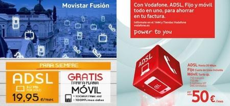 Comparativa de Banda Ancha fija y móvil en una sola factura: Febrero de 2013