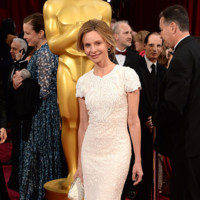Calista Flockhart Oscar 2014