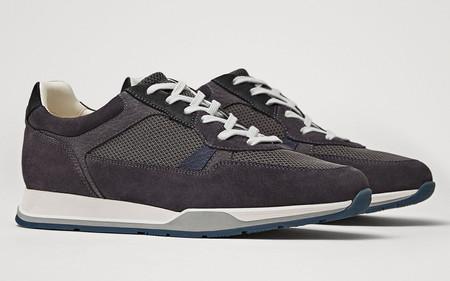 Estos Sneakers De Massimo Dutti Son Lo Que Necesitas Para Adoptar Un Perfecto Estilo Retro En Tu Look