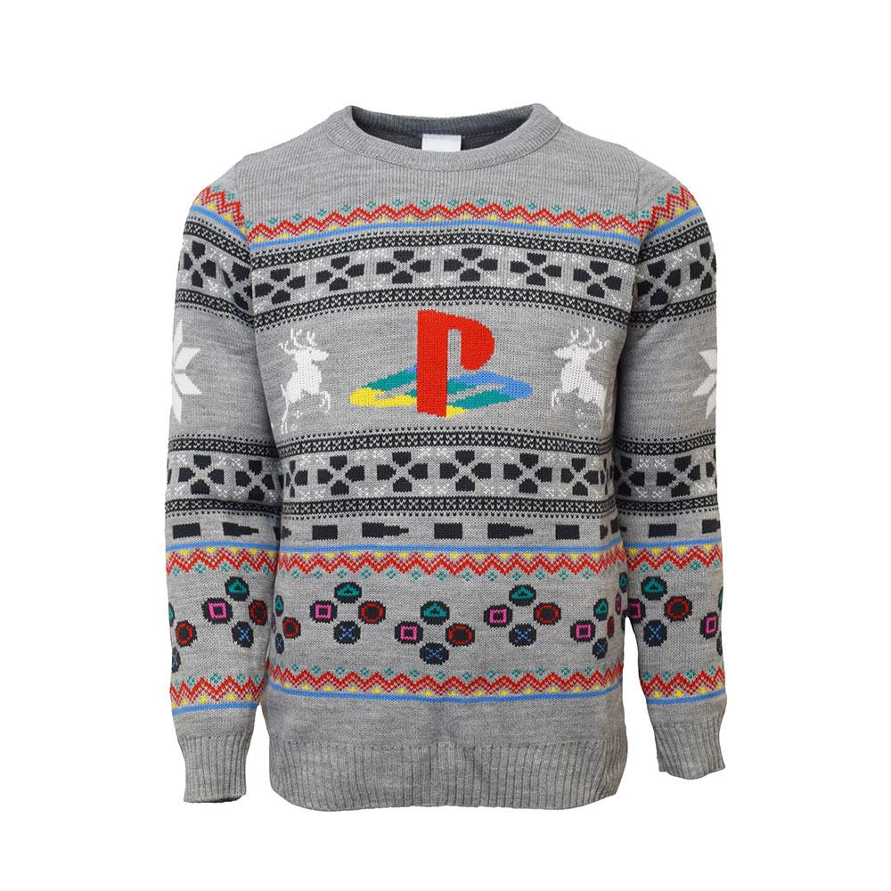 PLAYSTATION CONSOLE Christmas Jumper