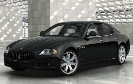 American Express y Maserati : Quattroporte Centurion