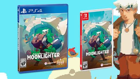 Moonlighter Edicion Fisica