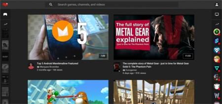 Youtube gaming la promesa cumplida que no sorprende for Videos fuera de youtube