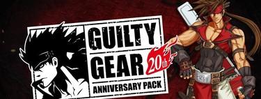 Análisis de Guilty Gear 20TH Anniversary: doble ración de combos, explosiones y rock'n roll con un toque extra de nostalgia