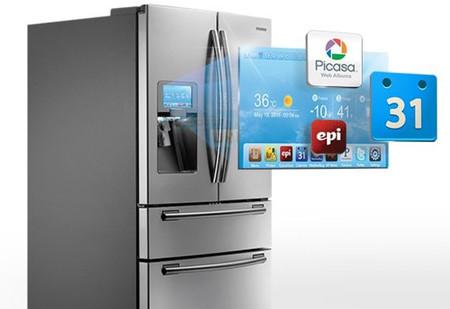 Y tú ¿quieres ver publicidad en tus electrodomésticos?, porque Google lo está pensando