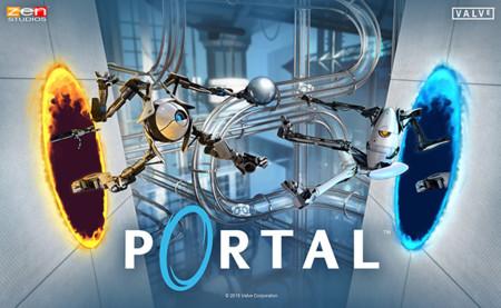 Zen Pinball 2 muestra su nueva mesa inspirada en Portal