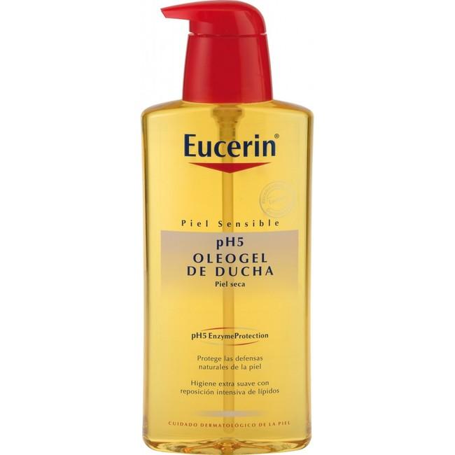 productos ducha cuidar piel eucerin