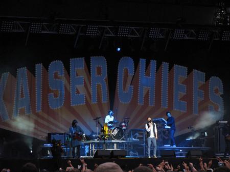 concierto Kaiser Chiefs