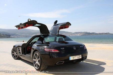 Mercedes SLS AMG, prueba en carretera (parte 3)
