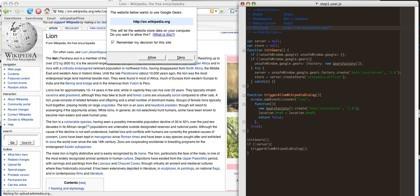Accede a cualquier web en modo offline con GearsMonkey
