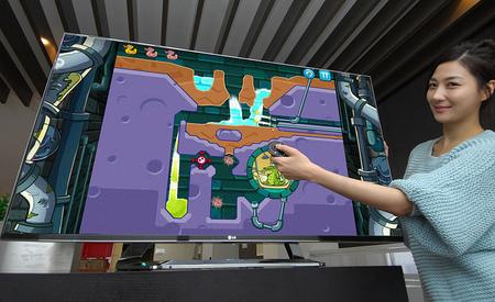 LG Display nos presume un poco de sus novedades para el CES 2013