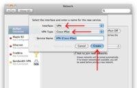 Conéctate a una VPN Cisco de forma nativa en OS X